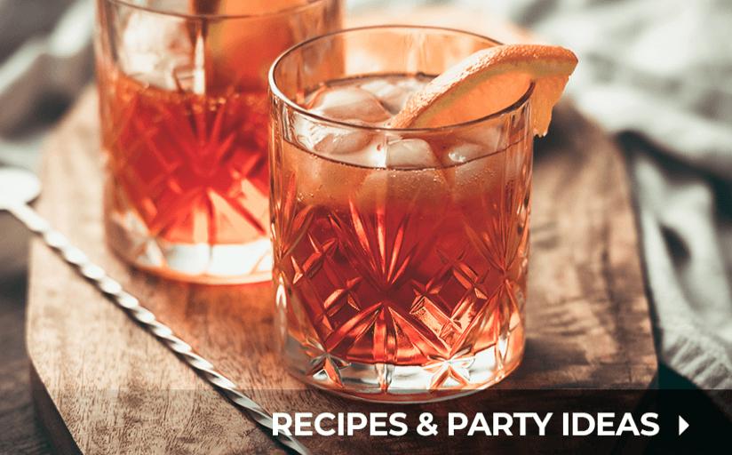 Bevmo: Weddings & Events - Recipes & Party Ideas