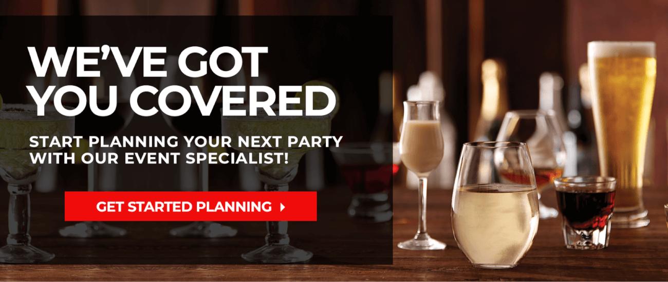 Bevmo: Weddings & Events - We've Got You Covered