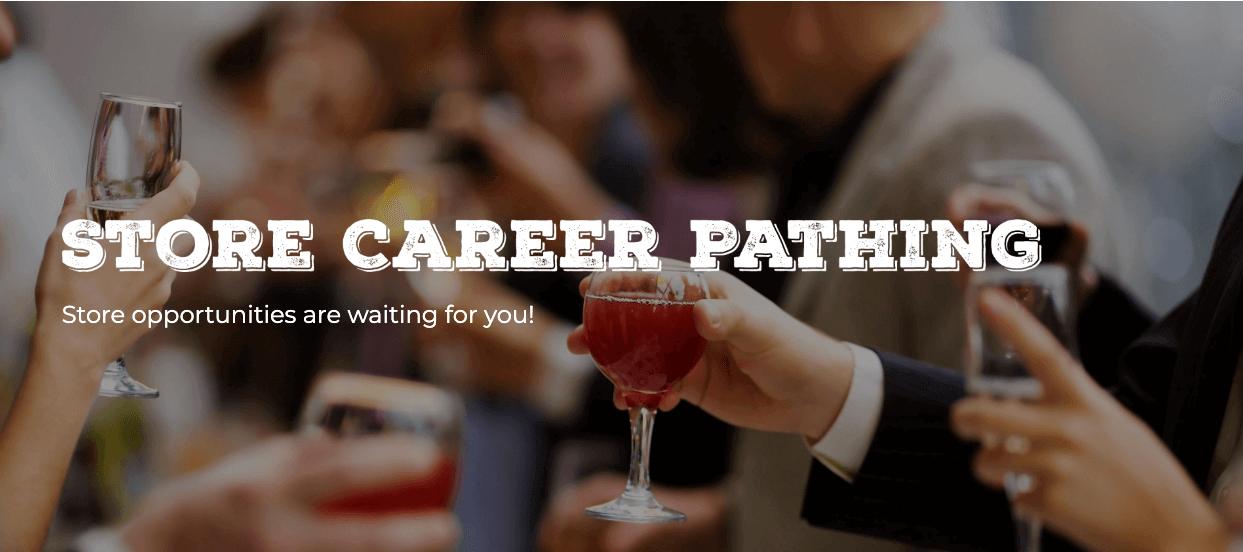 BevMo! Career Pathing