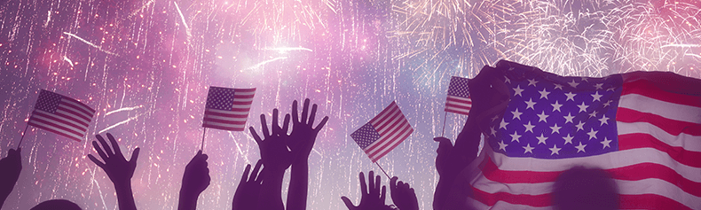 Toast to 4th of July Traditions